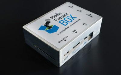 Media Present BOX